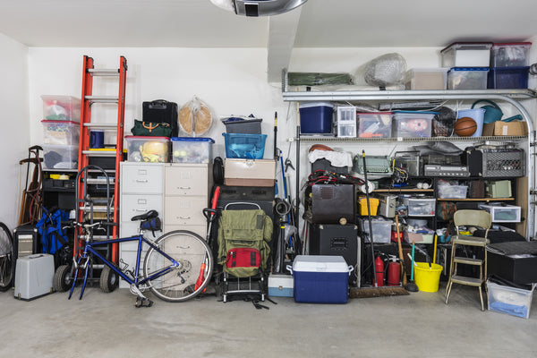 A List of the Best Garage Storage Ideas for Increased Organization
