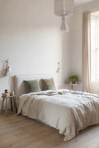 Steal This Look: A Hushed Bedroom in Calming Colors