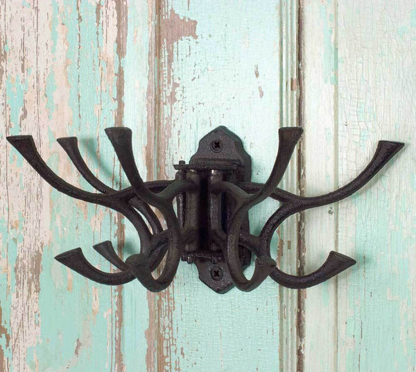Hinged Coat Hook