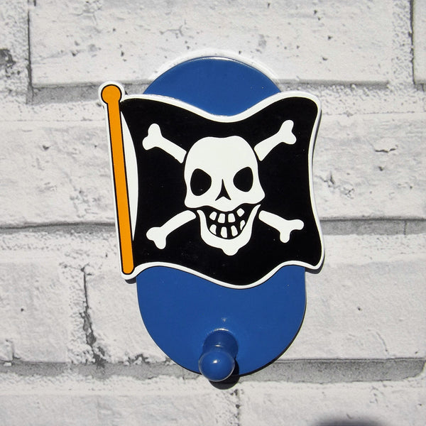 Jolly Roger Childrens Coat Hook