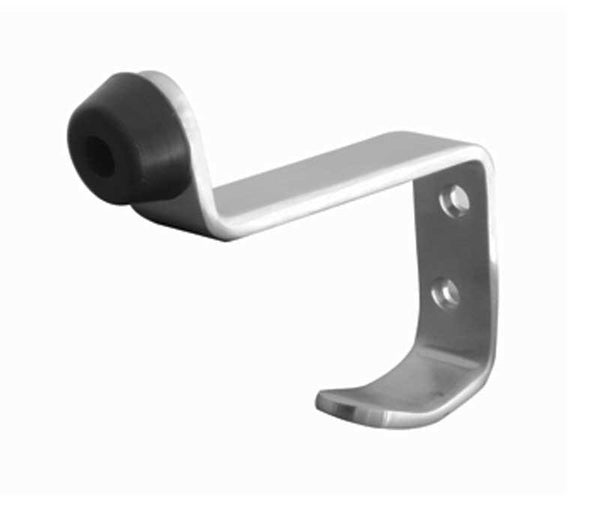 Stainless Steel Buffered Hat and Coat Hook - JSS15