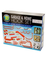 Assorted Garage & Home Hook Set (Available in a pack of 1)