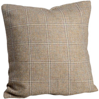 The Yorkshire Collection Tweed Cushion 'Barn Owl'