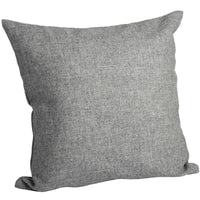 The Yorkshire Collection Tweed Cushion 'Grey Herringbone'