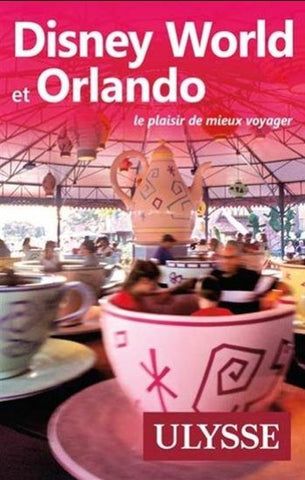 COLLECTIF, Disney World et Orlando