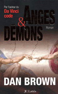 BROWN, Dan: Anges & démons