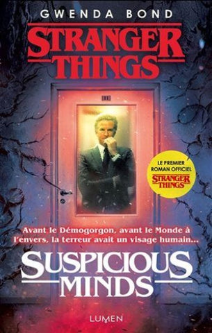 BOND, Gwenda: Stranger thinks - suspicious minds