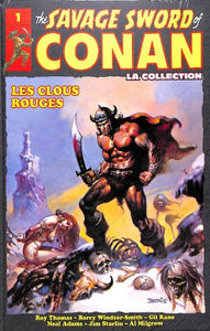 COLLECTIF: The Savage Sword of Conan Tome 1 : Les clous rouges