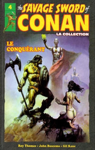 COLLECTIF: The Savage Sword of Conan Tome 4 : Le conquérant