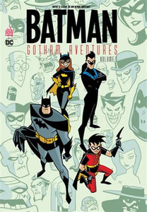 COLLECTIF: Batman Gotham aventures Tome 1