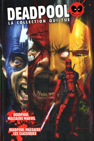 COLLECTIF: Deadpool La collection qui tue