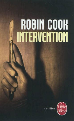 COOK, Robin: Intervention