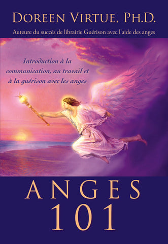 VIRTUE, Doreen: Anges 101