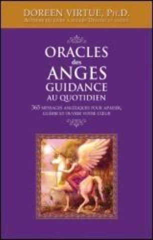 VIRTUE, Doreen: Oracles des anges guidance au quotidien