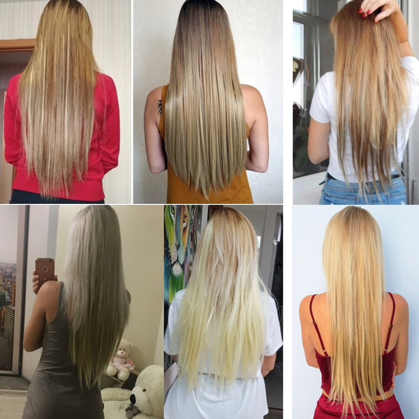Are Synthetic Hair Extensions Any Good? Should I Only Buy Human Hair?