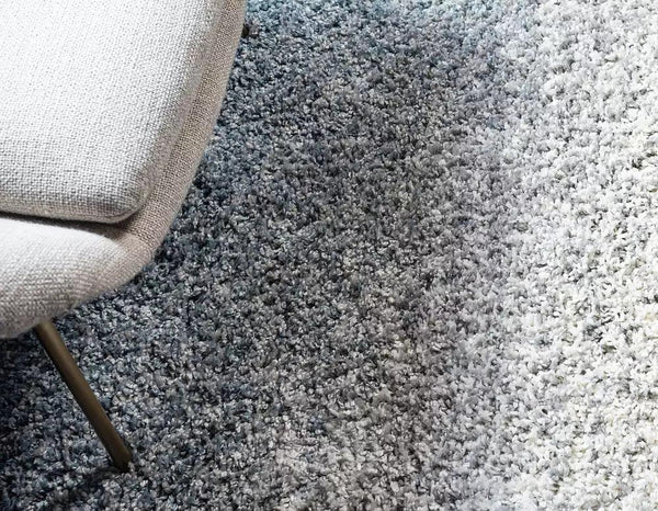 Decker - Gradient Blend Shaggy Rug