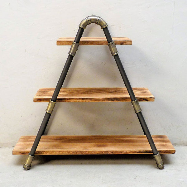 Three Shelf Display Bookcase