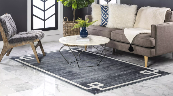 Dangelo - Modern European Border Rug