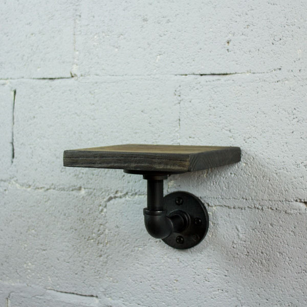 Industrial Decorative Shelf