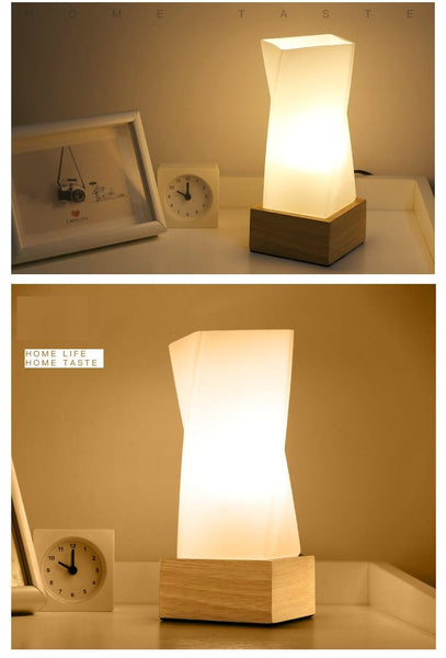 Lull - Modern Twist Desk Lamp