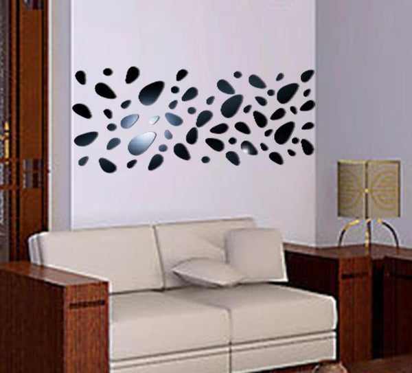 Speculo - 3D Mirror Effect Wall Stickers
