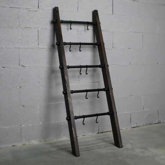 Williston - Modern Farmhouse Decorative Ladder
