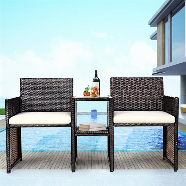 Adesina - Three Piece Outdoor Set