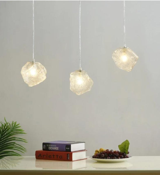 Burley - Glass Pendant Hanging Lamp