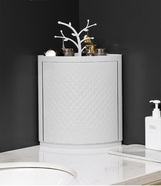 Harper - Rotating Bathroom Shelves