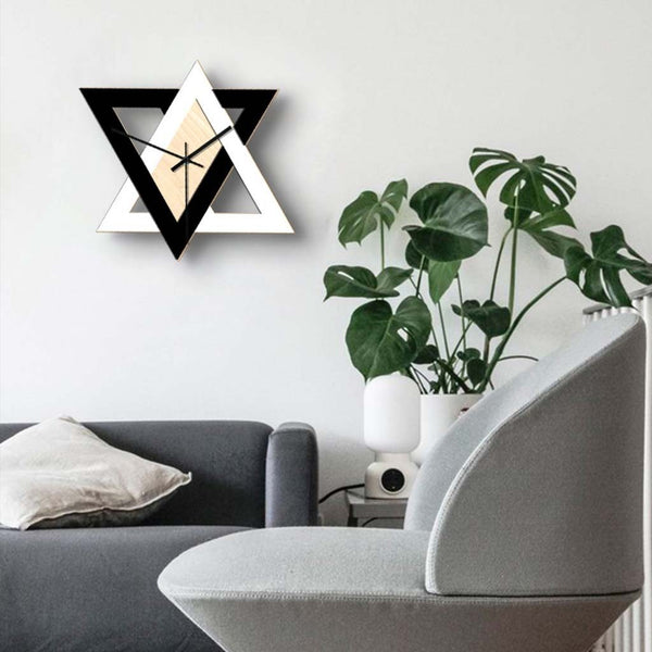 Dash - Modern Nordic Decorative Wall Clock
