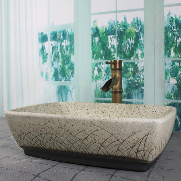 Roca - Porcelain Ceramic Vessel Sink