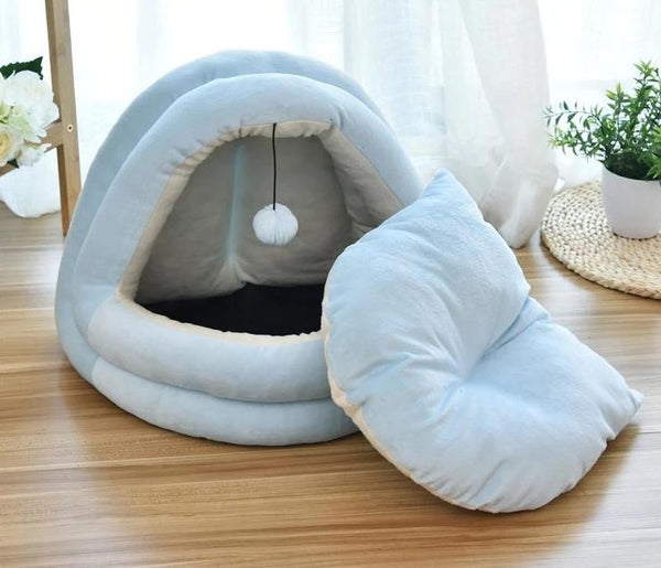 Coco - Cat Cave Pet Bed