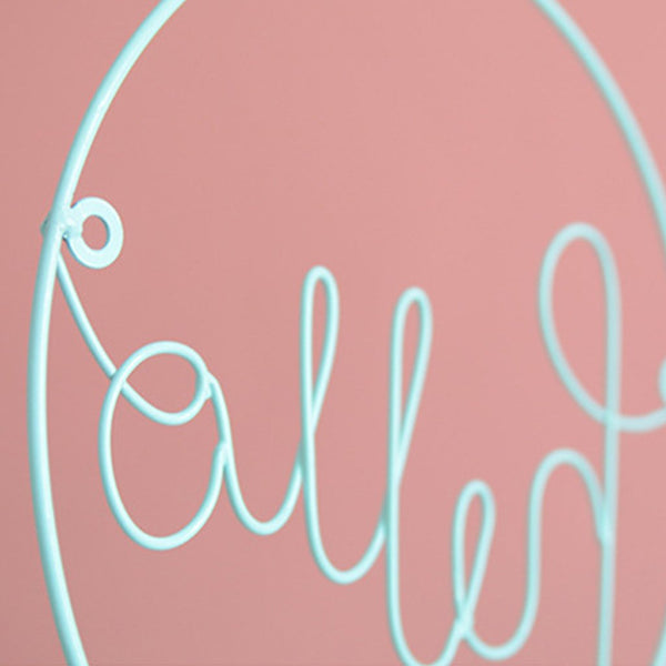 Hello - Modern Nordic Wall Decoration