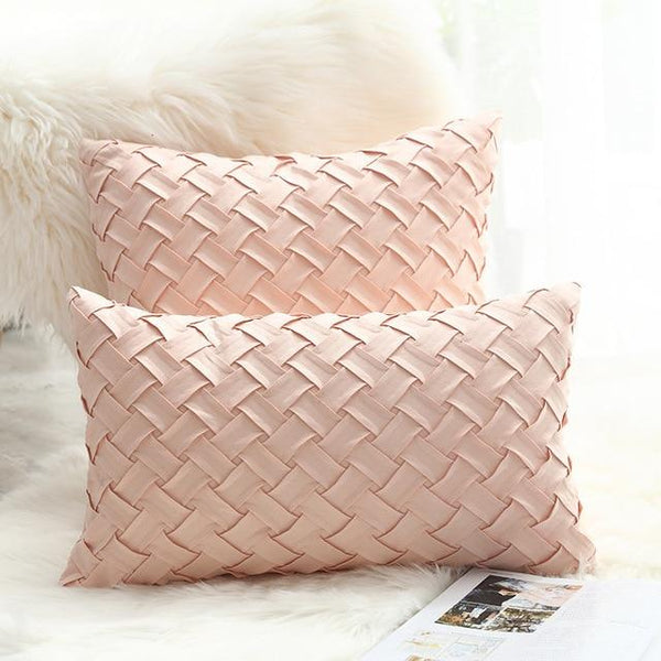 Nouvel - Hand Woven Nordic Style Pillow Case