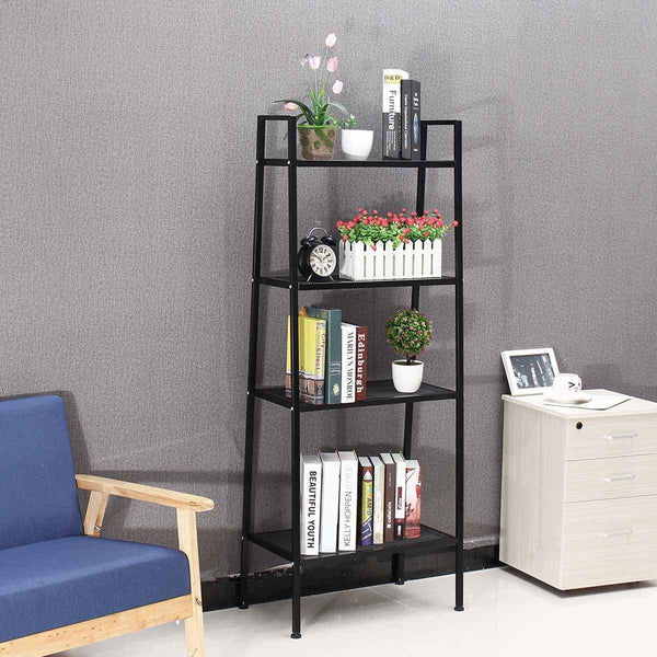 Nailah - Four Shelf Open Display Bookcase