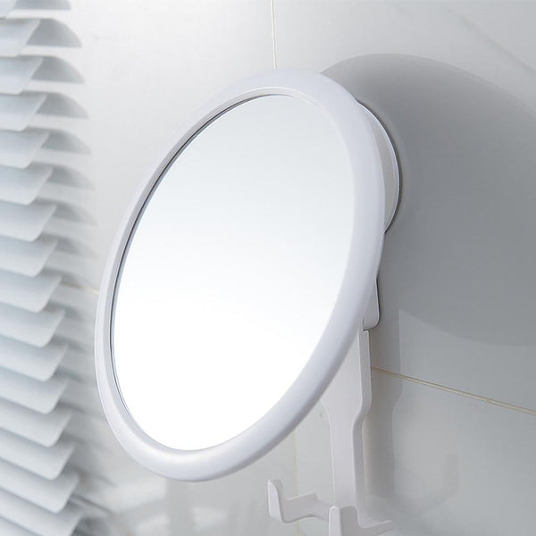 Dashiel - Adjustable Drill Free Anti-Fog Bathroom Mirror