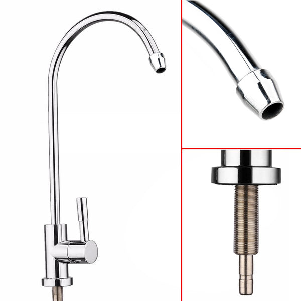 Trey - Chrome Lead-Free Kitchen Filter Faucet