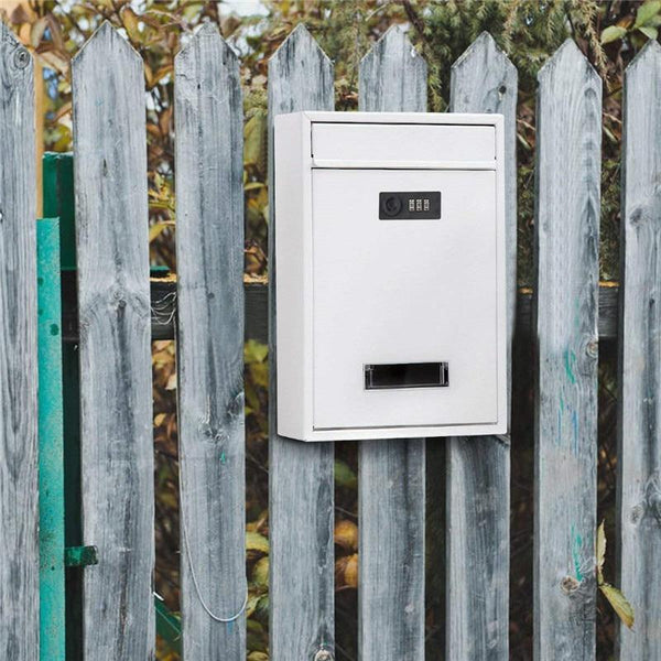 Slick - Modern Password Safe Mailbox