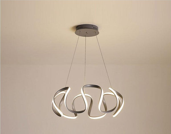 Rocco - Modern Abstract Chandelier