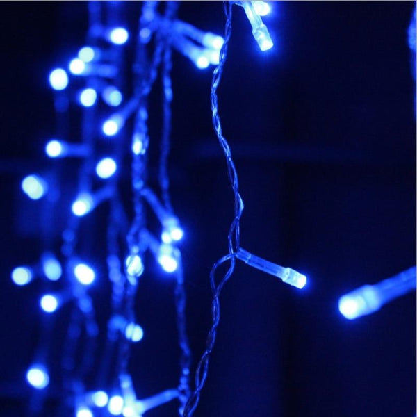 LED Outdoor Droop String Lights