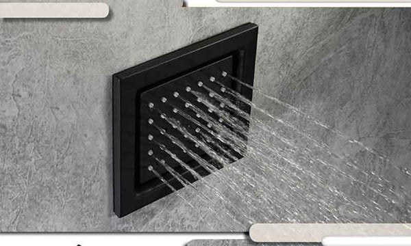 Flowlee - Modern Rainfall Shower Heads