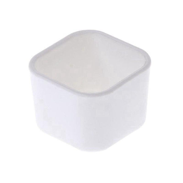 Ziva - Decorative Squared Plastic Flower Pot