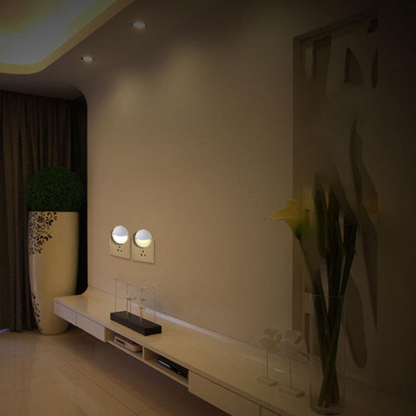 Elettra - Light Control Wall Plug Night Light