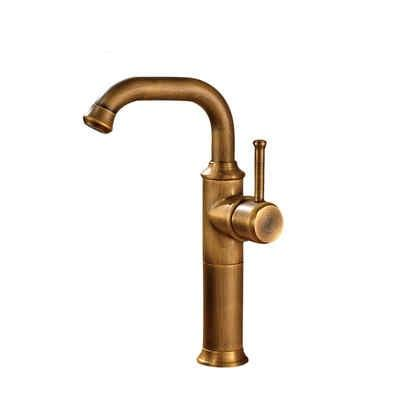 Anaia - Vintage Style Brass Bathroom Faucet