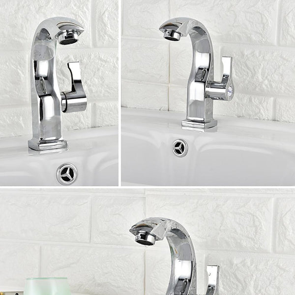 Austin - Lead-Free Deck Mounted Bathroom Faucet