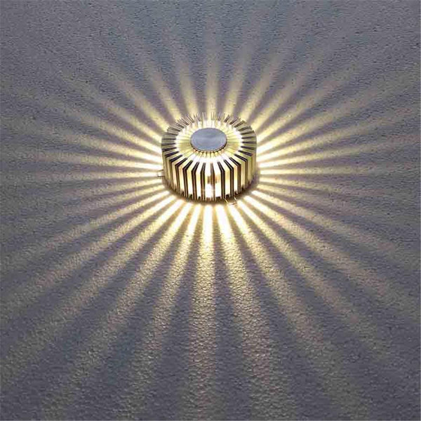 Werner - Sunflower Wall Lamp