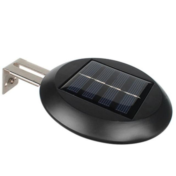 Malvin - Solar Powered Outdoor Pathway LED Wall Lamp