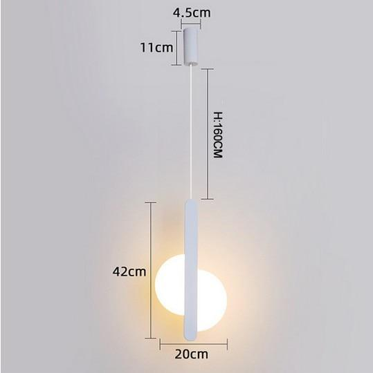 Declan - Modern LED Hanging Light