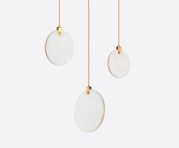 Suri - Circular Pendant Light