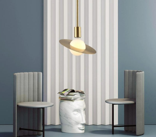 Arti - Modern Disc Hanging Light